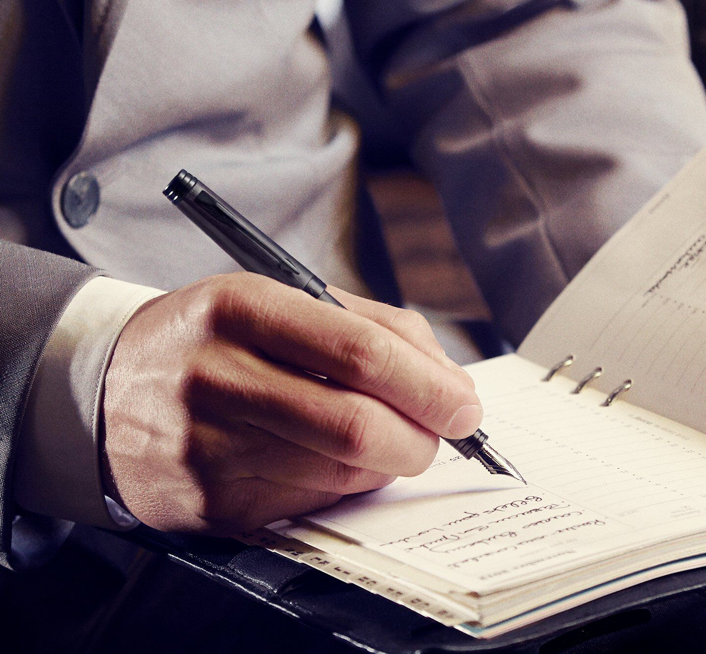 fountain pen