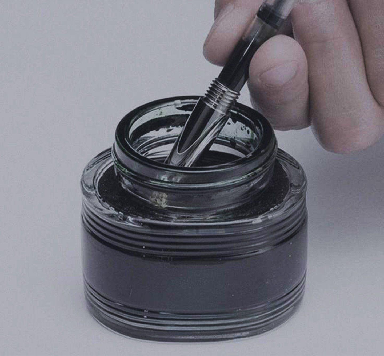 jar of ink