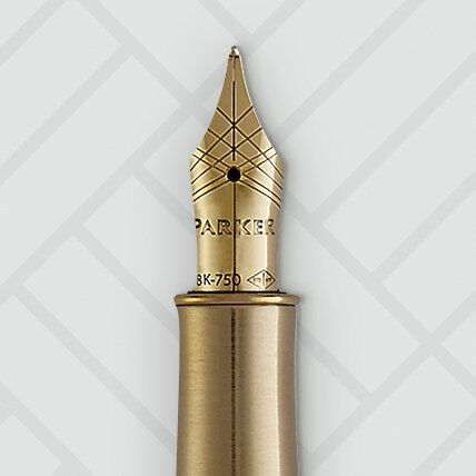 fountain pen up close